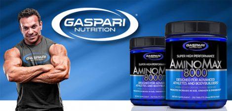 Gaspari amino max 8000 350 Tabs